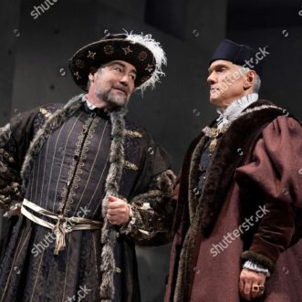The Mirror and the Lightreview – Hilary Mantel's Cromwell chronicle comes to the West End