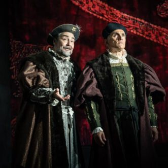 The Mirror and the Light, Gielgud Theatre review – nobody expects the Spanish Inquisition